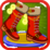 Christmas Shoes Maker 1 Icon