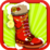 Christmas Shoes Maker 2 Icon