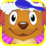 Cute Dog Caring 2 - Kids Game Icon