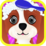 Cute Dog Caring 4 - Kids Game Icon