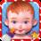 Santa Baby Care & Nursery Icon