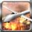 Flight Drone Terrorist Sniper Icon
