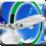 Real Airplane Flight Simulator Icon