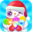 Bubble Snow Icon