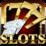 777 Slots� - Wild Jackpot Icon