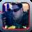 Crime Cop Ganster Shooting 3D Icon