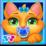 My Newborn Kitty - Fluffy Care Icon