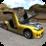 Furious Car Driving Icon
