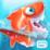 Shark Dash Icon