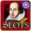 SLOTS: Shakespeare Slots NEW! Icon