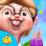 Baby Emily Science Fair Icon