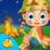 Kids Adventure Camp Icon