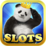 Wild Mystic Panda Slot Machine Icon