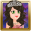 Princess Fashion Dress up game Icon