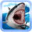 Hungry Shark Attack Simulation Icon