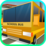 Blocky School Bus Simulator Icon