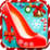 Design Your Christmas Shoe Icon