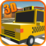 Blocky Taxi Crazy Drive 3D Icon