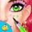 Country Theme Makeup & Salon Icon