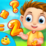 Preschool Number & Math Puzzle Icon