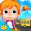 Mini Airport Guide Kids Game Icon