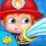 Fire Rescue For Kids Icon