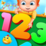 Preschool Learning Numbers Icon