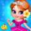 Princess Beauty Salon Game Icon