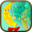 Rush Banana Run Kong pirates Icon