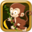 Bananas Island : Monkey Run Icon