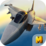 F18 Jet Fighter Air Strike Icon