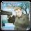 Winter Huntsman Shooting Icon
