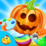 Halloween Paint For Kids Icon