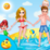 Kids Summer Time Icon