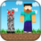 Angry Herobrine MiniCraft FREE Icon