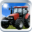 Farm Tractor Driving Simulator Icon