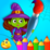 Halloween Doodle Coloring Icon