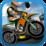 Speedy Traffic Moto Race Drift Icon