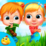 Baby Entertainment Activities Icon
