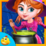 Halloween Day Party Icon