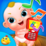 Baby Phone Games For Kids Icon