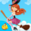 Kids Halloween Party Icon