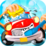 Wash My Car For Kids Icon