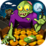 Zombie Party: Halloween Dozer Icon