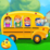 School Trip Fun For Kids Icon