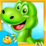 Dinosaur & Games For Kids Icon