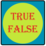 Math True False Icon