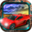 Mad Car Shooter Crime Racer Icon