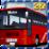 City Metro Bus Driving Sim 3D Icon