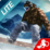 Snowboard Party Lite Icon